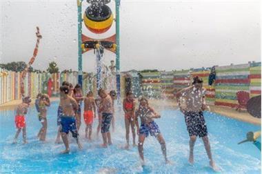 Grote foto gezellig 4 6 persoons vakantiechalet op camping julianahoeve vakantie overige vakantiewoningen huren