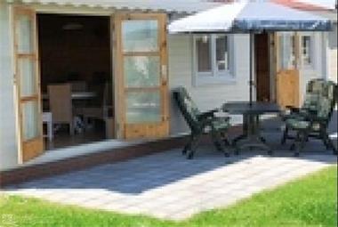 Grote foto gezellig 4 persoons vakantiechalet met grote tuin en wasmach vakantie overige vakantiewoningen huren
