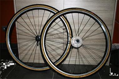 Grote foto cyclocross team stevens fietsen carbon maat 56 fietsen en brommers sportfietsen