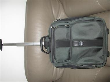 Grote foto business laptop trolley kensington contour 17 diversen overige diversen