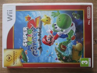 Grote foto game wii super galaxy 2 spelcomputers games wii