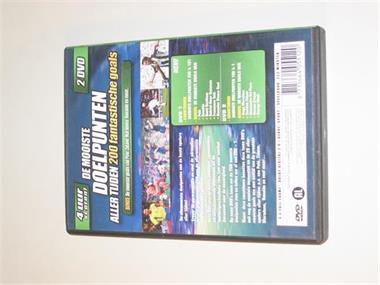 Grote foto dvd de mooiste doelpunten aller tijden cd en dvd sport en fitness
