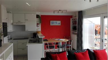 Grote foto zonnig 2 slpk. app. met garage te nieuwpoort bad vakantie belgi