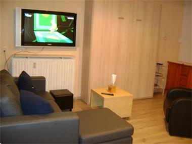 Grote foto appartement nieuwpoort zeezicht wifi 5 pers. vakantie belgi