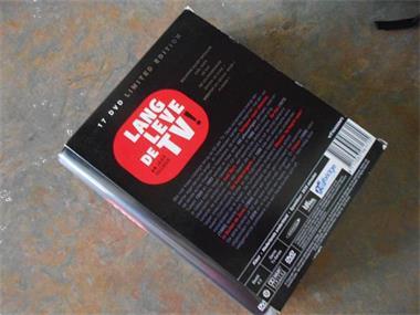 Grote foto lang leve de tv 17 dvd cd en dvd tv en series