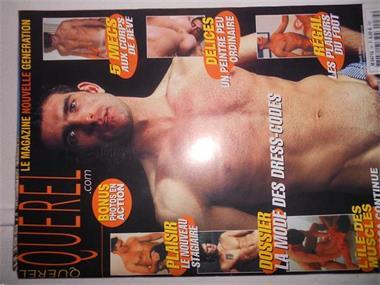 Grote foto querel gay erotiek boeken en strips
