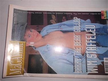 Grote foto magayzine erotiek boeken en strips