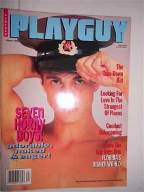 Grote foto playguy erotiek boeken en strips
