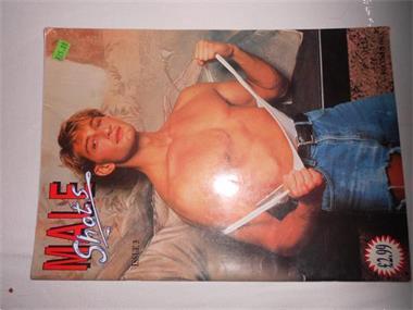 Grote foto male shots gay erotiek boeken en strips