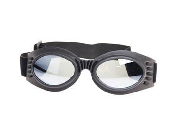 Grote foto redbike motorbril reflectie glas motoren kleding