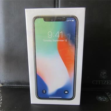 Grote foto nieuwe apple iphone x 256 gb zilver telecommunicatie apple iphone