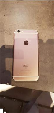 Grote foto iphone 6s roze 16gb telecommunicatie apple iphone