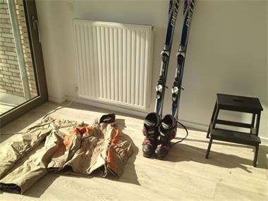 Grote foto ski schoenen pak sport en fitness ski n en langlaufen