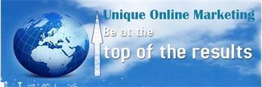Grote foto unique online marketing diensten en vakmensen computer en internet experts