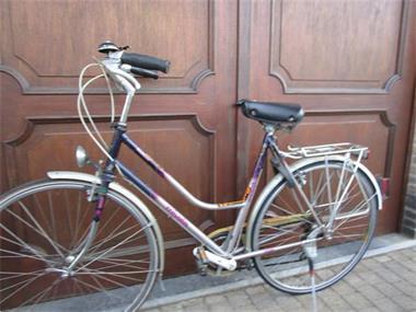 Grote foto recente damesfiets koga myata fietsen en brommers damesfietsen