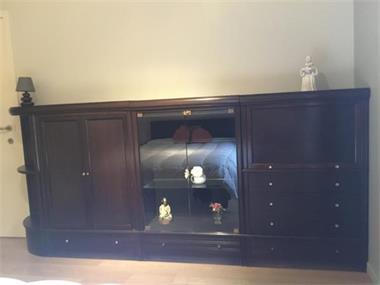 Grote foto dressoir mahoniehout huis en inrichting dressoirs