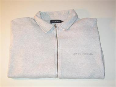 Grote foto sweater mer du nord large grijs kleding dames truien en vesten