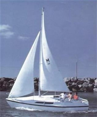 Grote foto mac gregor watersport en boten kajuitzeilboten en zeiljachten