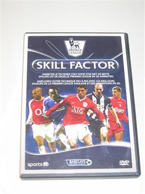Grote foto dvd skill factor cd en dvd sport en fitness