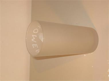 Grote foto melkglas homer simpson the simpsons matt huis en inrichting servies