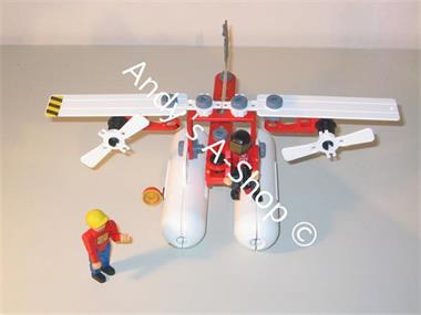 Grote foto meccano city air rescue helicopter set 5100 kinderen en baby speelgoed voor jongens