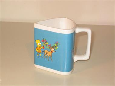 Grote foto tas bart simpson the simpsons quick 2011 huis en inrichting servies