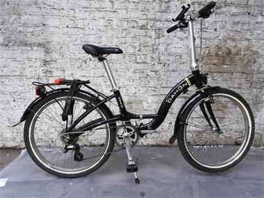 Grote foto vouwiets dahon d8 8 snelheden 24 fietsen en brommers vouwfietsen