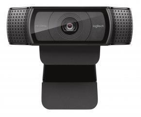 Grote foto logitech c920 hd pro webcam usb2.0 15mp 1920x1080 full lhd computers en software webcams