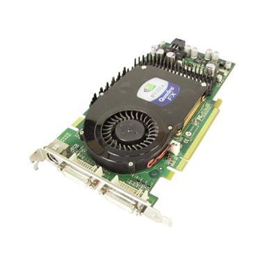 Grote foto dell nvidia quadro fx3450 256mb pci e video card fp computers en software videokaarten