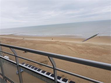 Grote foto zeedijk appartement 2slp wifi garage strandkab vakantie belgi