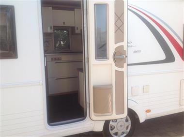 Grote foto caravan burstner averso plus 500 ts te koop caravans en kamperen caravans