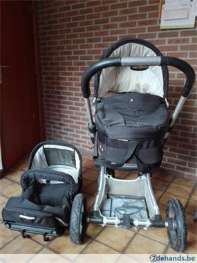 Grote foto mutsy kinderwagen 3 in 1 kinderen en baby kinderwagens
