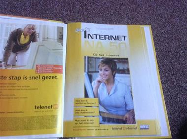 Grote foto de complete gids van internet starters na 50 jaar boeken encyclopedie n