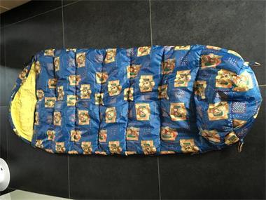 Grote foto kinderslaapzak kinderen en baby dekens en slaapzakjes