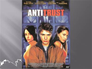 Grote foto antitrust cd en dvd thrillers en misdaad