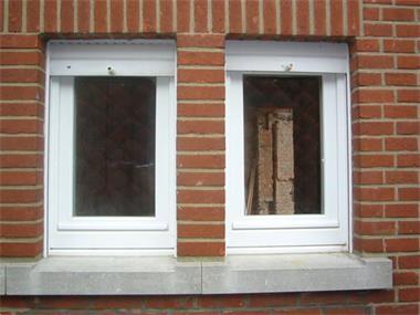 Grote foto venster 2 delig 124cm 81 5 doe het zelf en verbouw glas en ramen