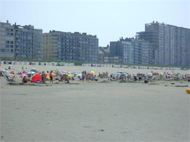 Grote foto wifi appartement nieuwpoort zeezicht vlakbij dijk vakantie belgi