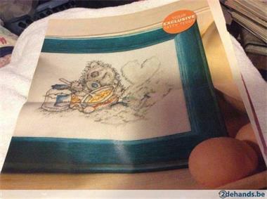 Grote foto borduurpatroontjes hobby en vrije tijd borduren
