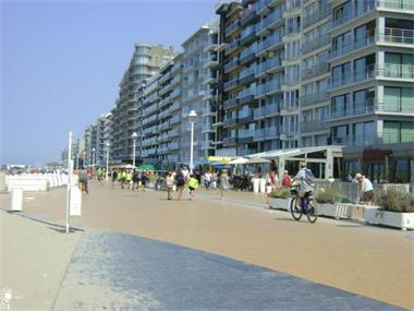 Grote foto zeezicht appartement nieuwpoort wifi 5 pers. vakantie belgi