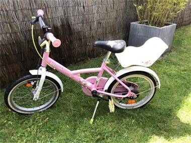 Grote foto meisjesfietsje 16 inch fietsen en brommers meisjesfietsen