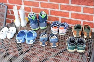 Grote foto schoenen maat 23 8 paar jongen kinderen en baby schoenen voor jongens