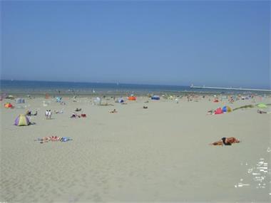 Grote foto zeezicht wifi 5 p. nieuwpoort bad appartement vakantie belgi