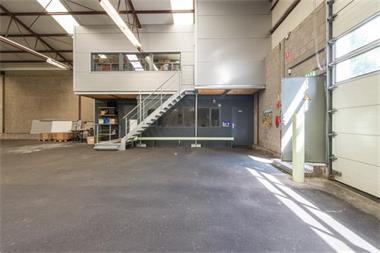 Grote foto wethouder sangersstraat 23 23 a in beek bedrijfsruimte be huizen en kamers bedrijfspanden