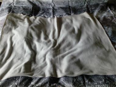 Grote foto het eerste dekentje in fleece kinderen en baby dekens en slaapzakjes