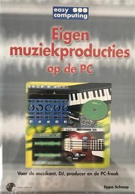 Grote foto eigen muziekproducties op de pc boeken muziek