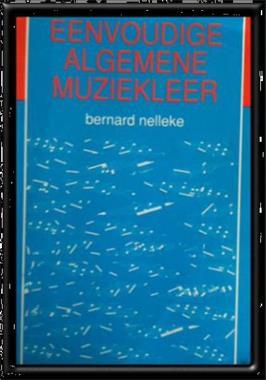 Grote foto eenvoudige algemene muziekleer bernard nelleke boeken muziek
