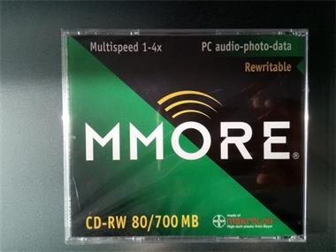 Grote foto herschrijfbare cd cd rw 80 700 mb van mmore computers en software cd roms dvd en blu rays spelers en branders