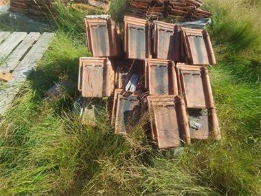 Grote foto te koop orange pottelberg dakpannen doe het zelf en verbouw dakpannen