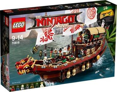 Grote foto lego ninjago destiny bounty kinderen en baby duplo en lego