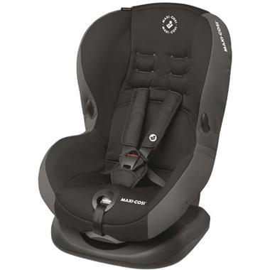 Grote foto maxi cosi babyautostoel priori groep 1 koolstofzwart kinderen en baby autostoeltjes